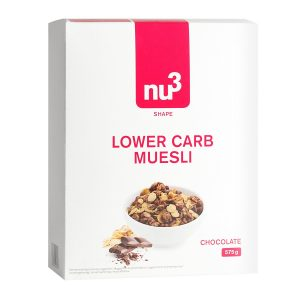 Nu3 low carb Müsli