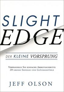 Slight Edge - Jeff Olson