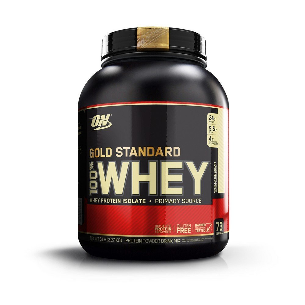 Gold Standard Whey von ON